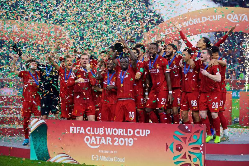 Flamengo x Liverpool: veja as fotos da final do Mundial de Clubes