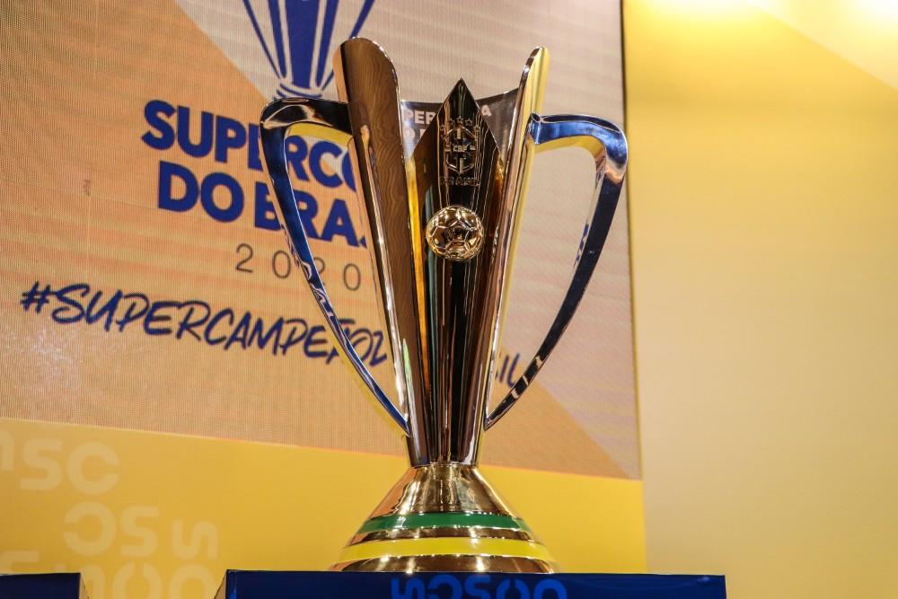Confira as fotos do lançamento oficial da Supercopa do Brasil 2020