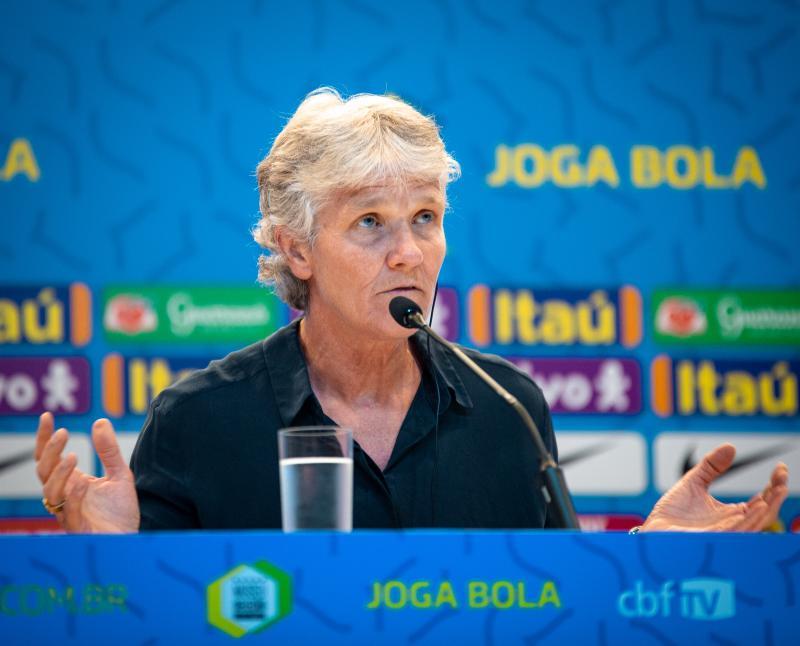 Fotos da convocação da Seleção Feminina para Torneio Internacional da França