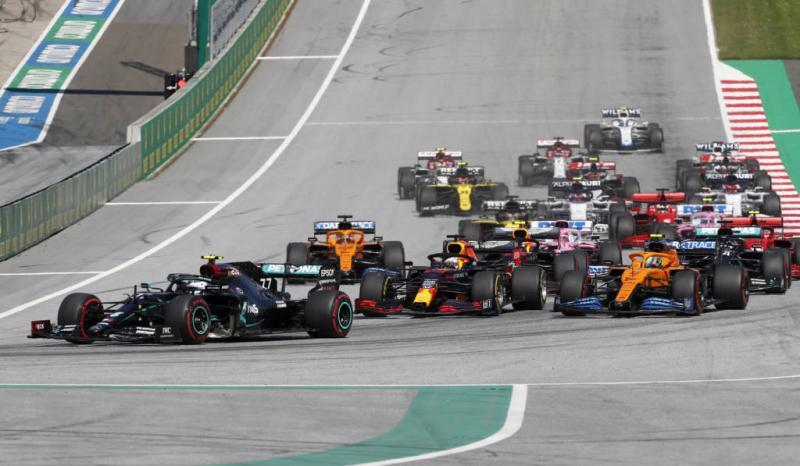 Confira as fotos do GP da Áustria de Fórmula 1