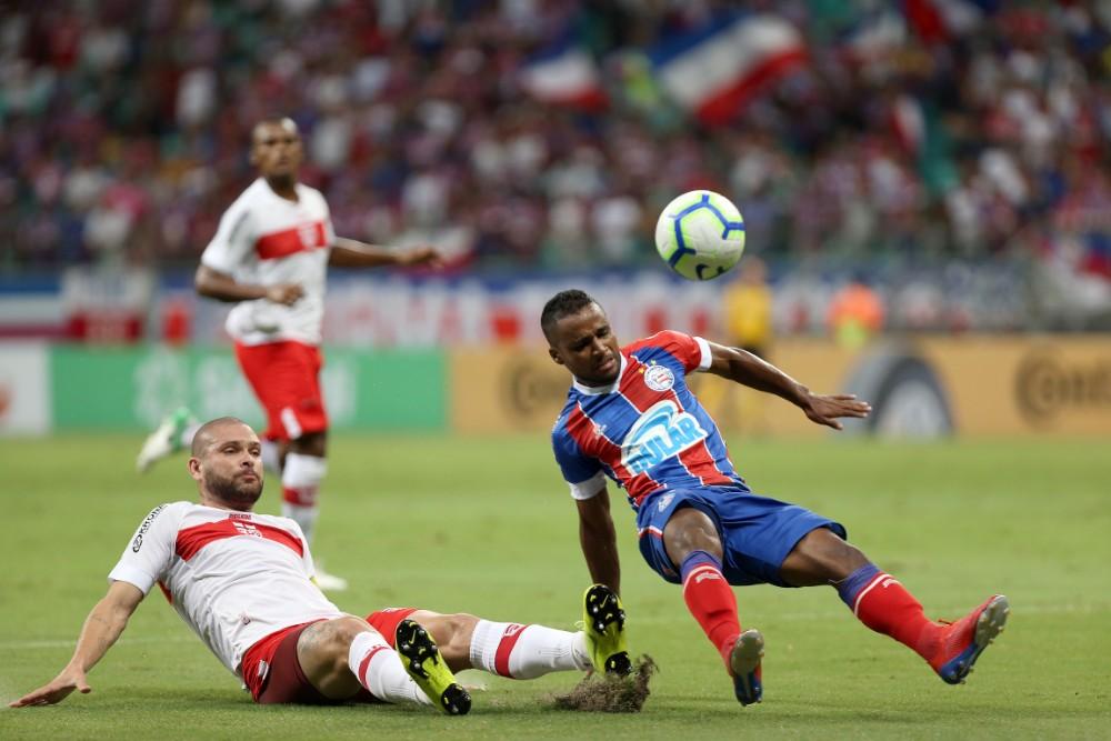 Veja as imagens de Bahia x CRB