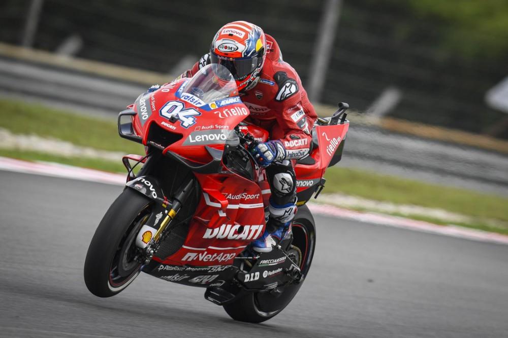 Confira imagens da MotoGP na Malásia