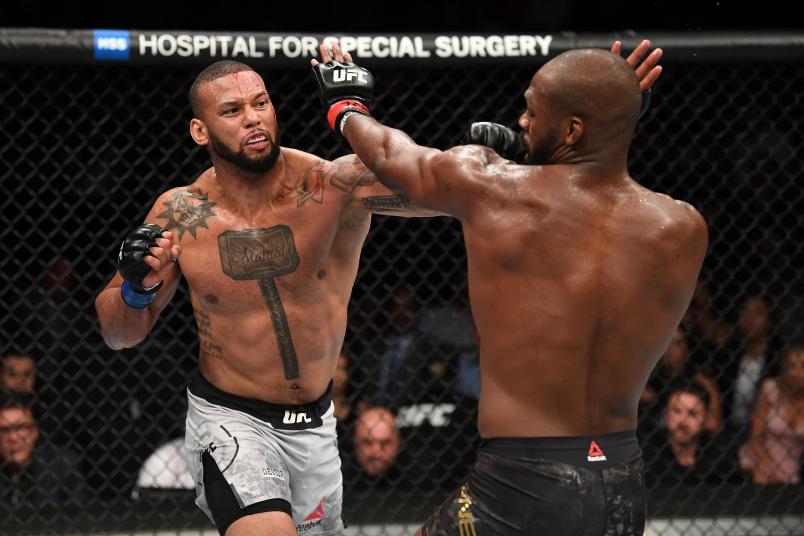 Foto: Divulgação/GettyImages/UFC 239