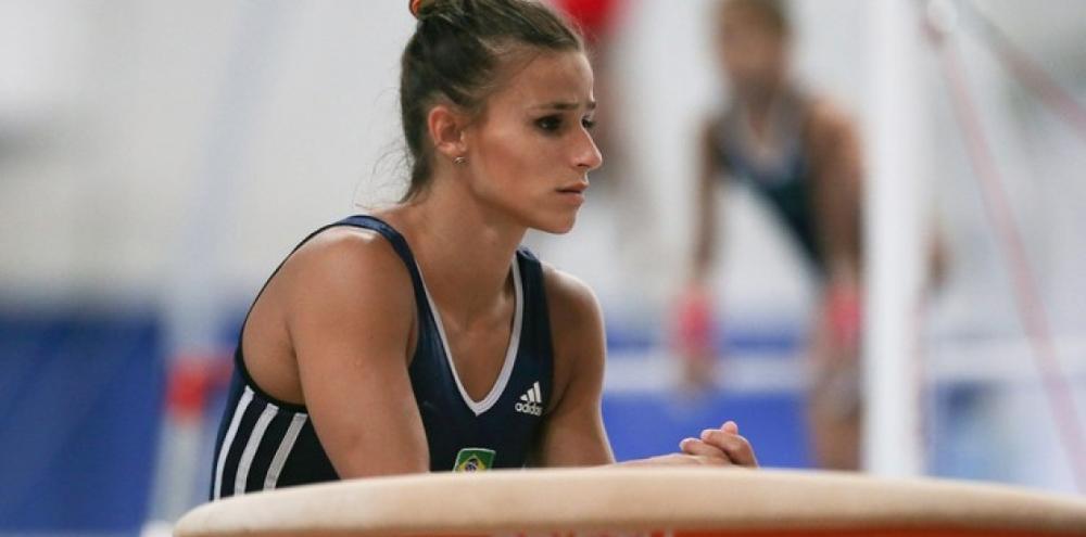 Jade Barbosa está fora do Pan 2019! Lesão no joelho tira a ginasta da disputa