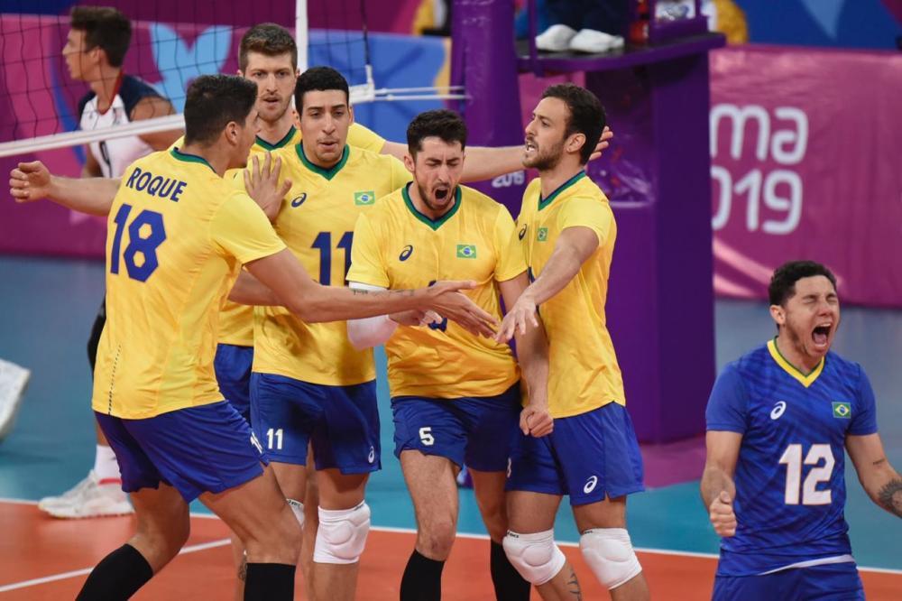 Brasil vira o jogo, vence os Estados Unidos e está na semifinal do Pan