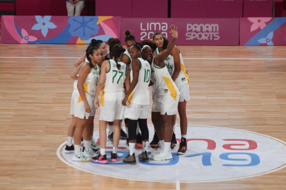 Seleção Brasileira derrota a Colômbia e vai brigar pela medalha de ouro no Pan de Lima
