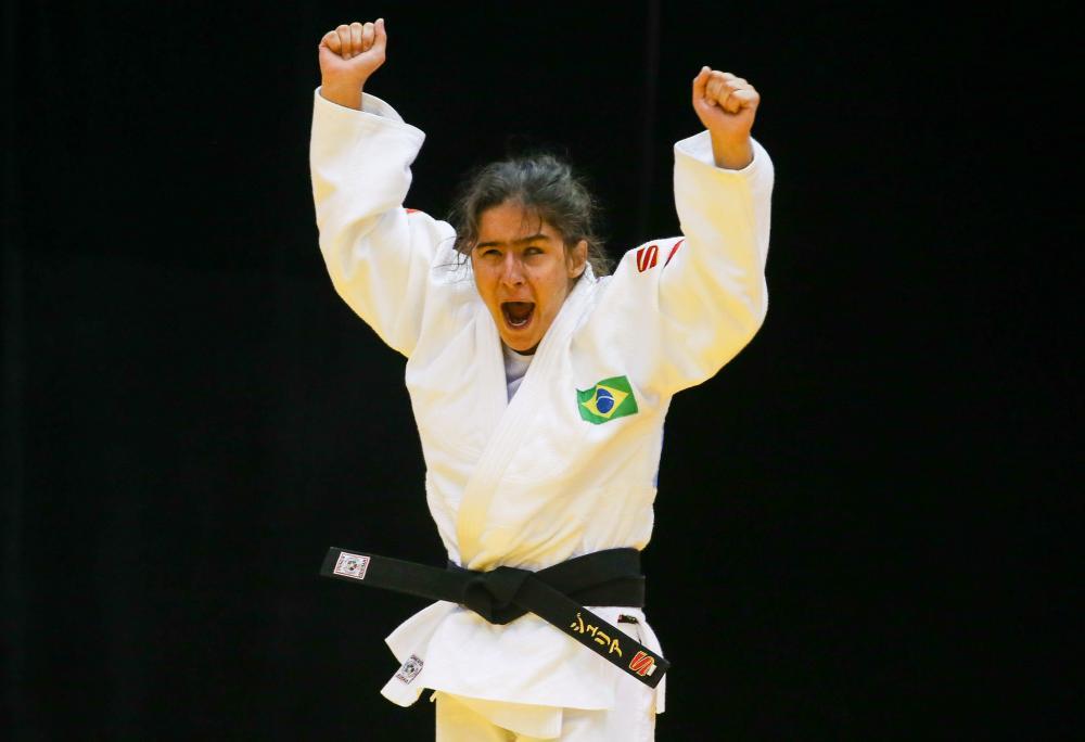 Judô conquista 4 medalhas para o Brasil no Parapan de Lima