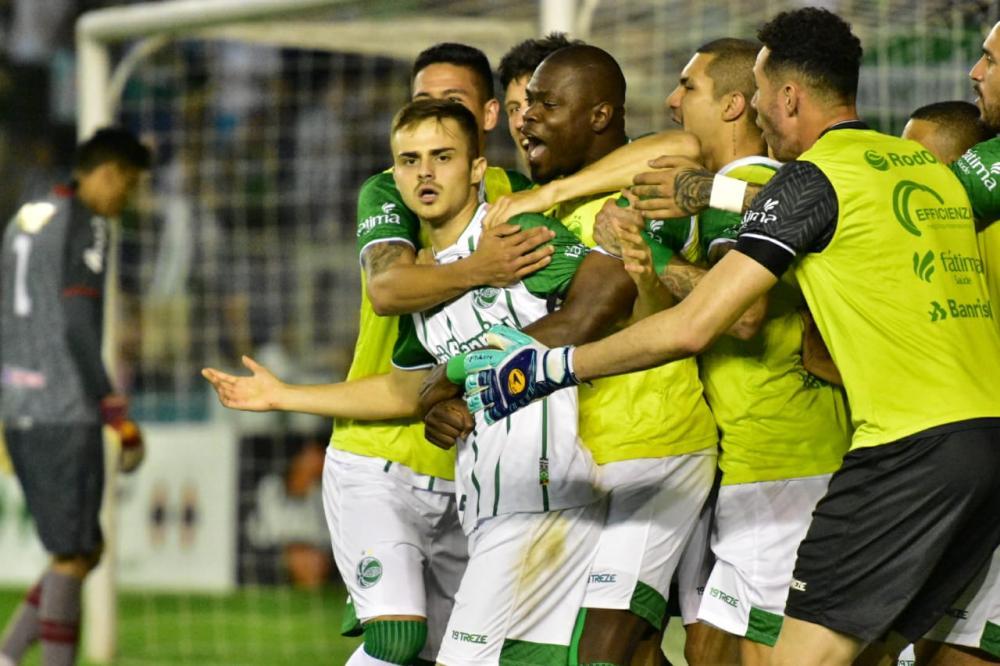 Juventude vence Náutico de virada pelo primeiro jogo da semifinal da Série C