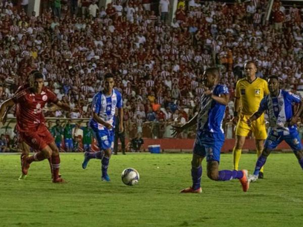 Recurso é negado e resultado entre Náutico e Paysandu pela Série C é mantido