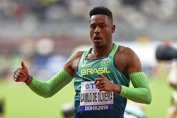 Paulo André faz semi dos 100 m neste sábado, 28/9 (Foto:Wagner Carmo/CBAt)