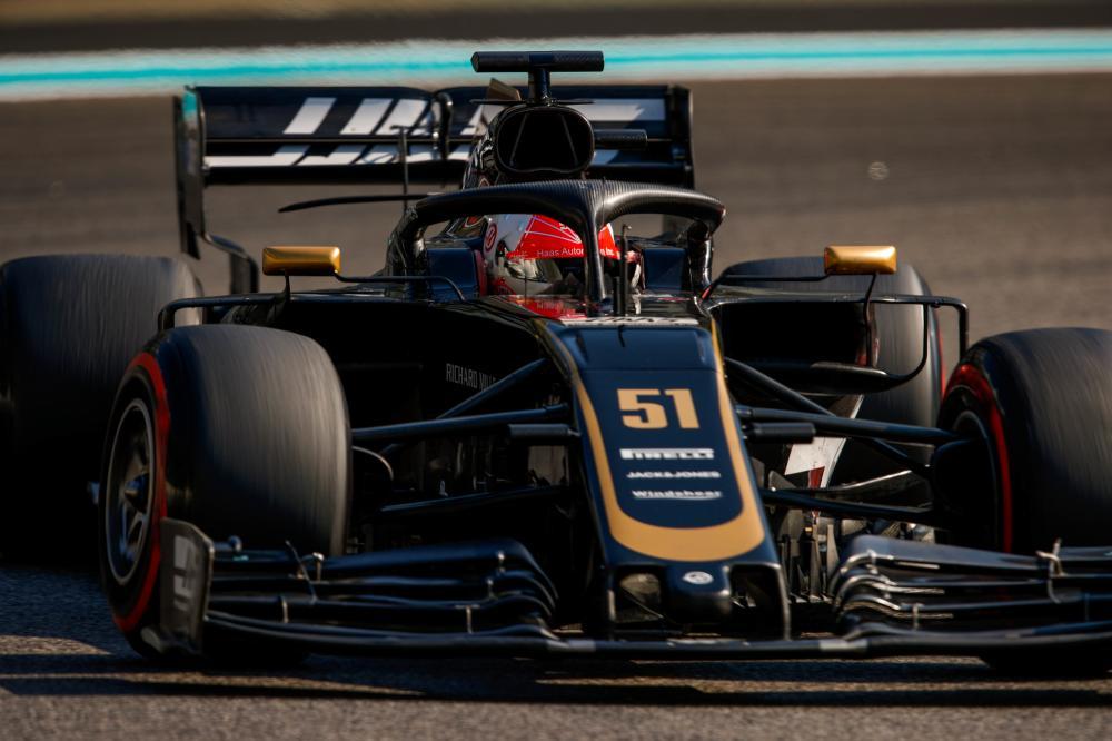 Pietro Fittipaldi (Haas F1 Team/ RF1)