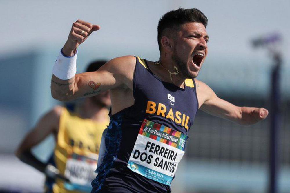 Divulgação/Comitê Paralímpico Brasileiro