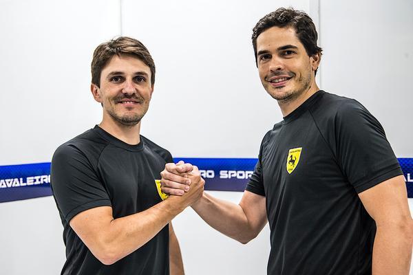 Denis Navarro e Marcos Gomes (Bruno Terena/MS2)