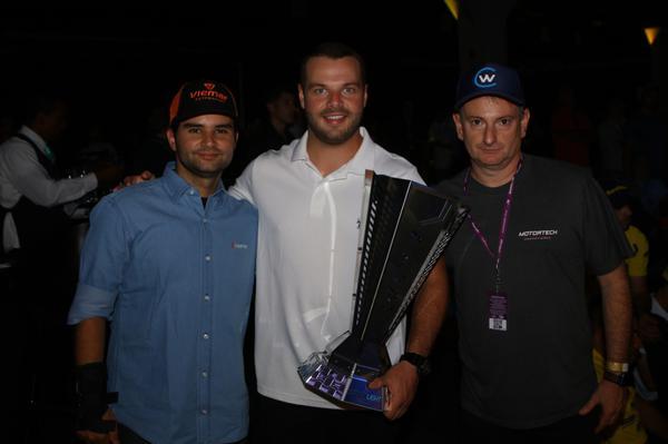 Vice-campeonato de equipe e pilotos (Vanderley Soares/MS2)