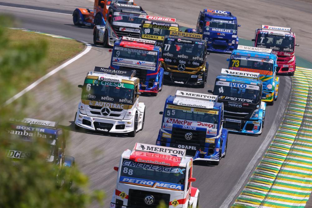 Grid da Copa Truck contará com o #38 de Raijan Mascarello. Foto: RR Media/Rodrigo Ruiz