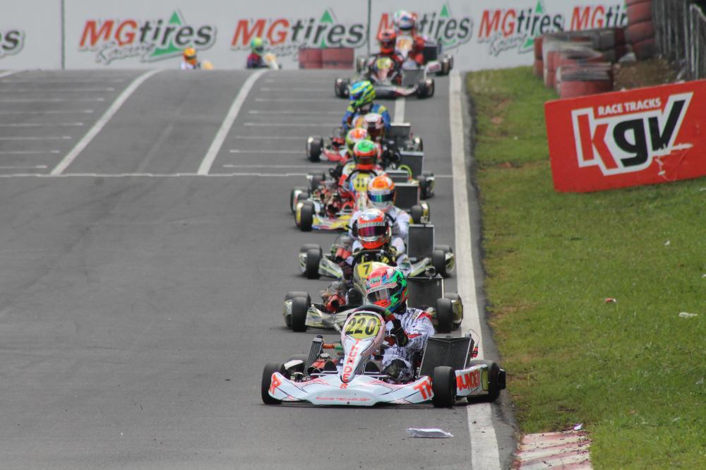 Copa KGV terá a nova categoria TAG 125 (Sandro Silveira/ RF1)