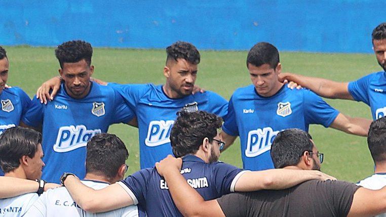 Foto: Divulgação/Esporte Clube Água Santa