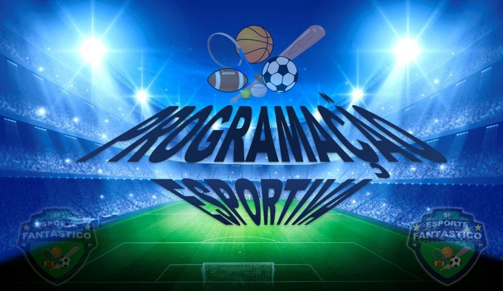 Confira a programação esportiva na tv desta quinta-feira 23/01/2020