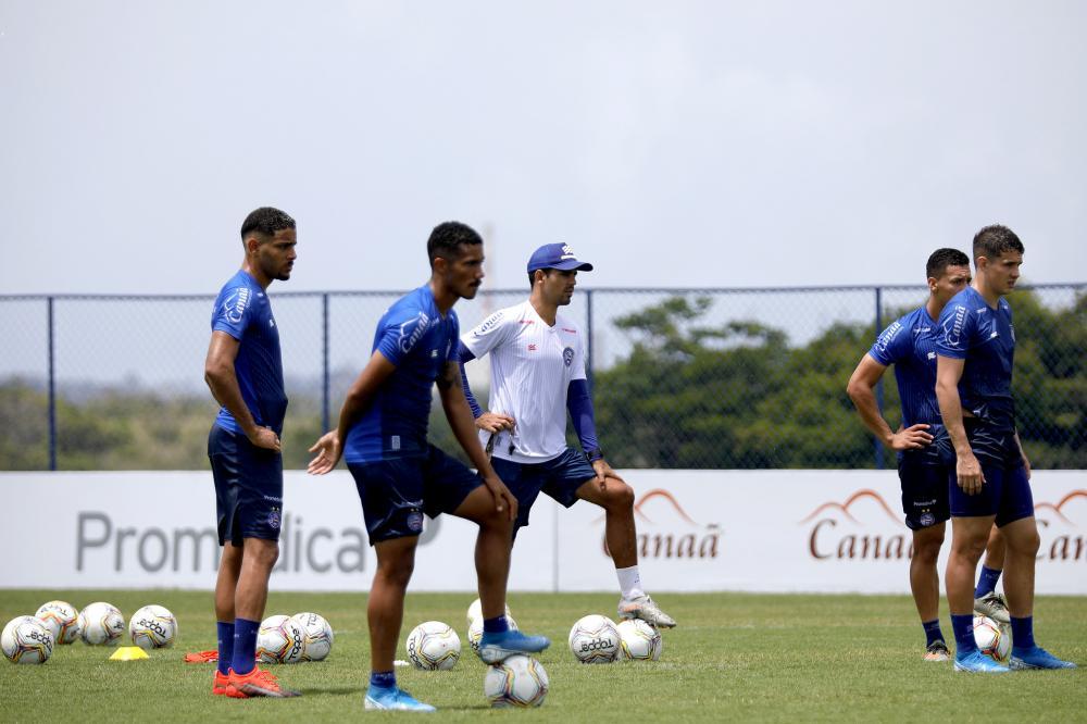 Foto: Felipe Oliveira / EC Bahia