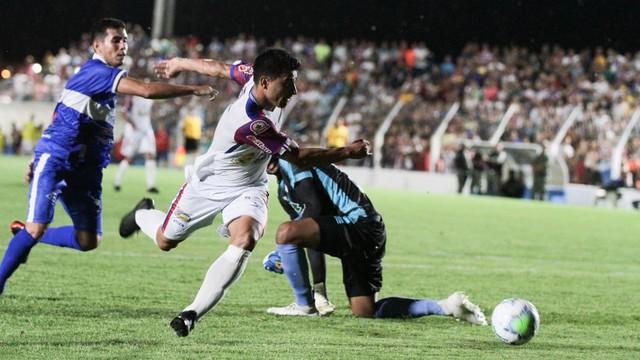 (Foto: Cláudio Gomes / Ascom Afogados FC)