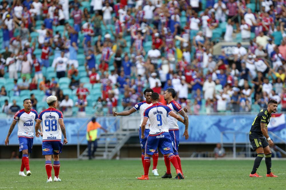 Cbf Divulga Tabela De Jogos Do Brasileirao Serie A 2020 Confira Jogos Do Bahia