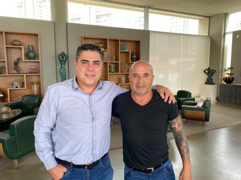 Atletico Mg Anuncia Contratacao De Jorge Sampaoli