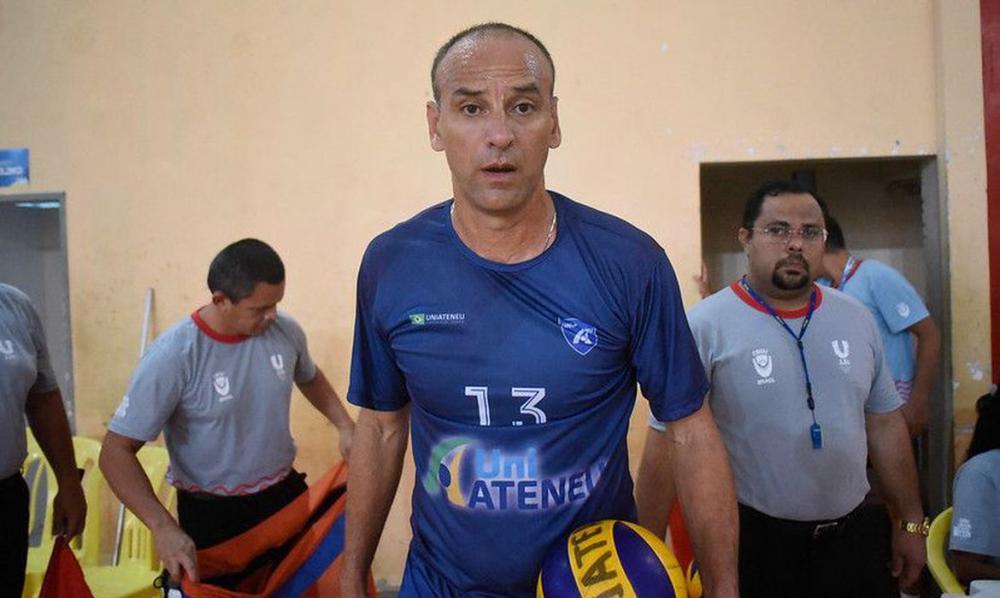 Covid 19: medalhista olímpico Márcio Araújo é internado em Fortaleza