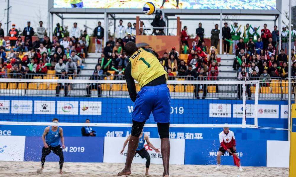 Prazo de classificação olímpica do vôlei de praia sofre mudanças