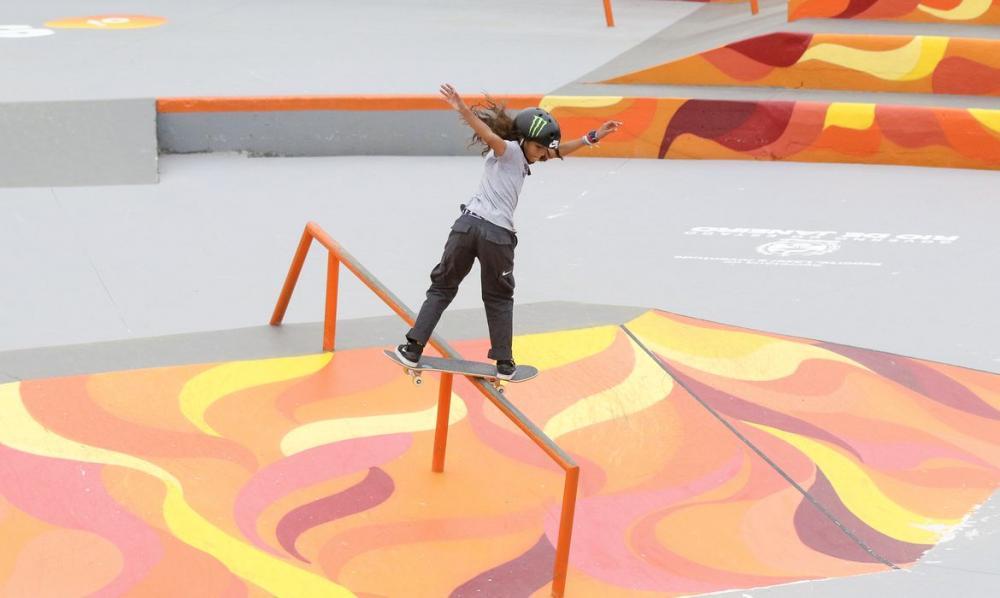 Skate: período de classificação para Jogos de Tóquio é ampliado