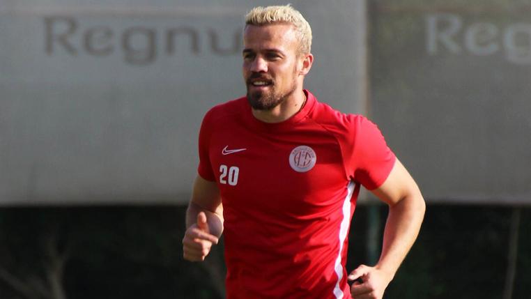 Foto: Divulgação/Antalyaspor