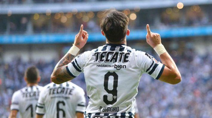 Botafogo monitora atacante do Monterrey- MEX