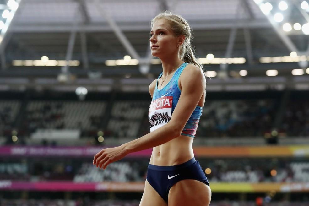 Atleta russa revela ter recebido proposta para se prostituir