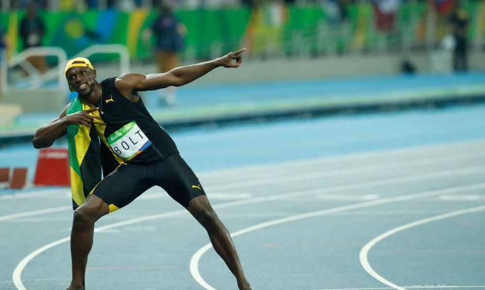 Usain Bolt é pai pela primeira vez