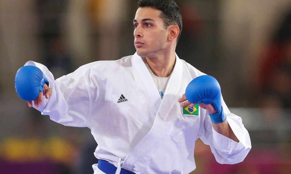 Carateca brasileiro perde vaga já assegurada nos Jogos de Tóquio