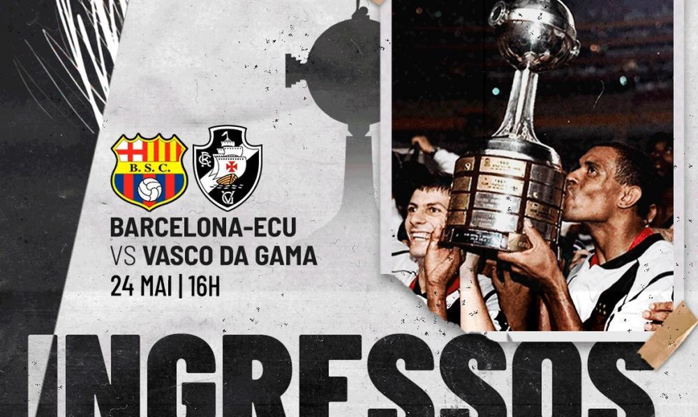 Foto: Reprodução/Twitter/Vasco.com.br