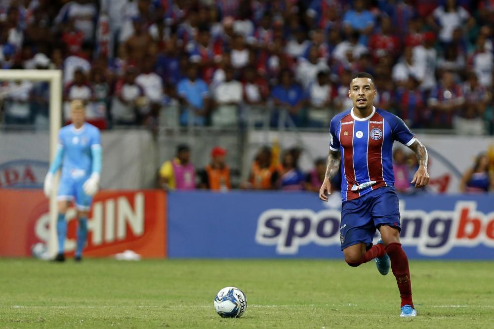 Ronaldo Fenômeno quer volante Gregore, do Bahia para o Valladolid-ESP