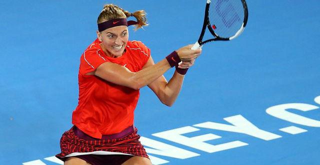 Kvitova é campeã de torneio-exibição na República Tcheca