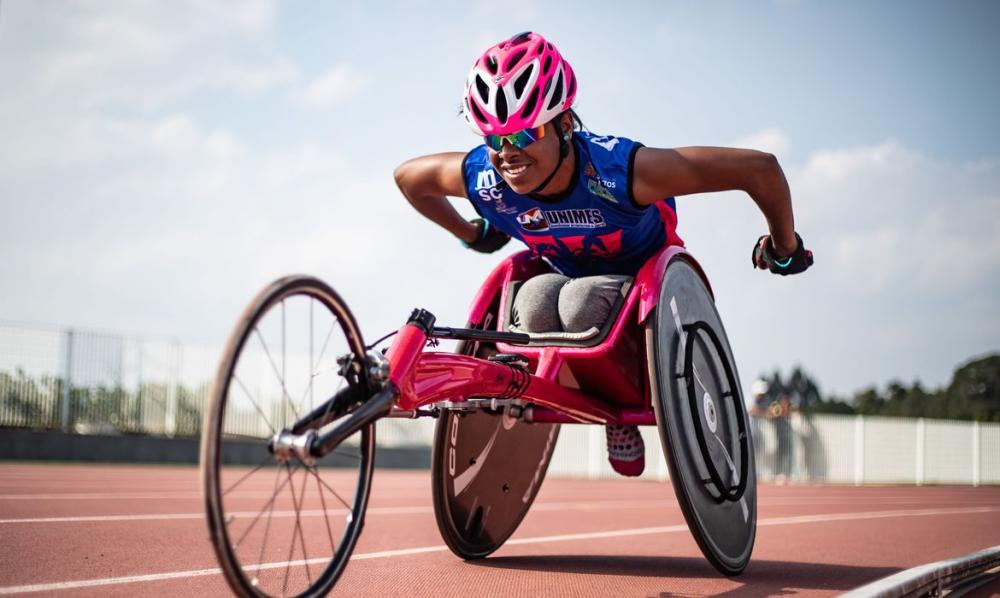 Atletismo: Torneio virtual reúne elite paralímpica do Brasil