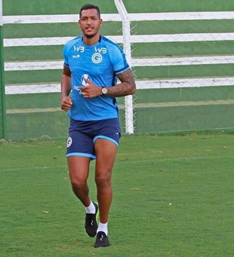 Após testes realizados, David Duarte revela expectativa de volta aos treinos presenciais no Goiás