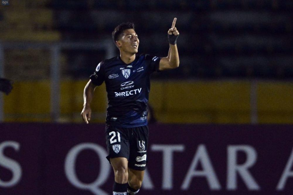 Atlético-MG acerta com Alan Franco, do Independiente Del Valle