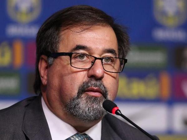 CBF anuncia saída do coordenador Marco Aurélio Cunha