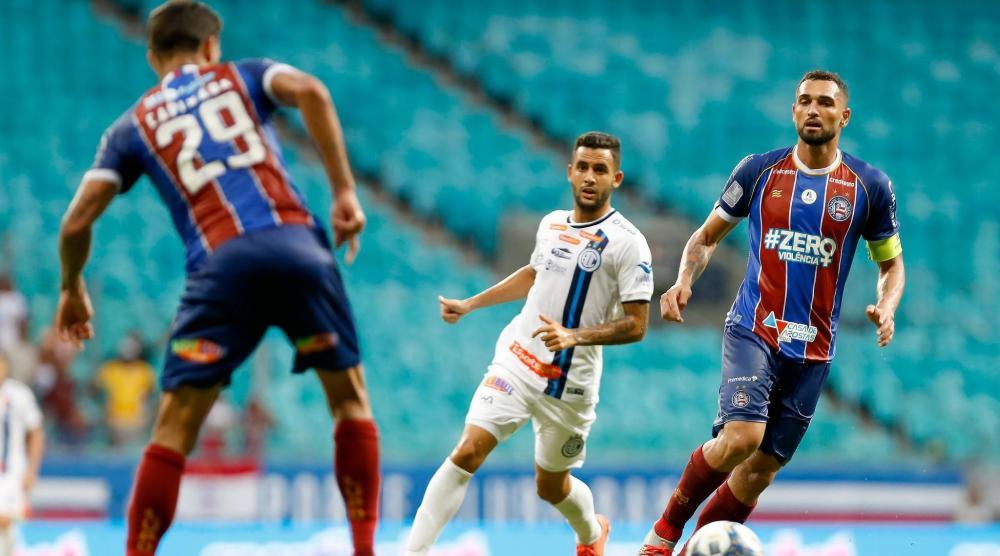 Bellintani peita Turner e cobra igualdade ao Bahia no contrato do BR