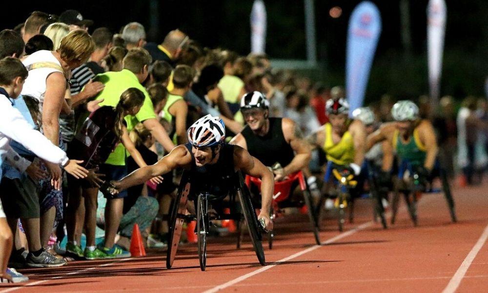 Medalhista em Londres tem cadeira de rodas roubada