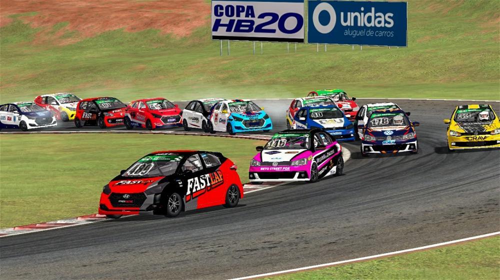 TN Virtual define o primeiro campeão em Curitiba nesta quinta-feira