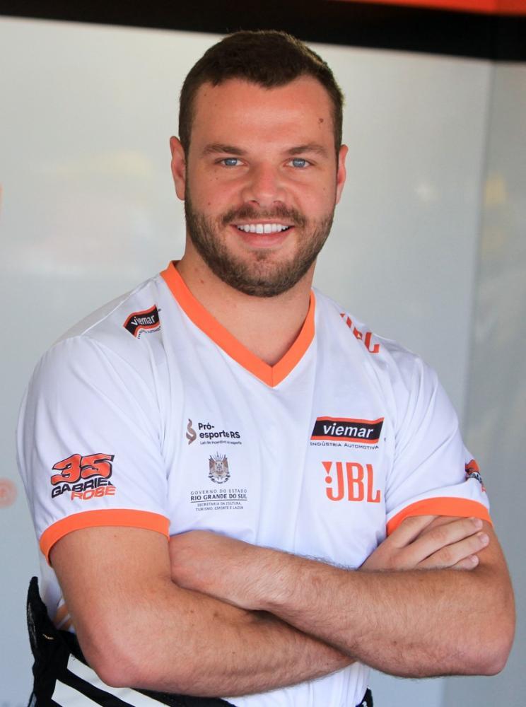Gabriel Robe é mais um jovem talento confirmado no Império Endurance Brasil