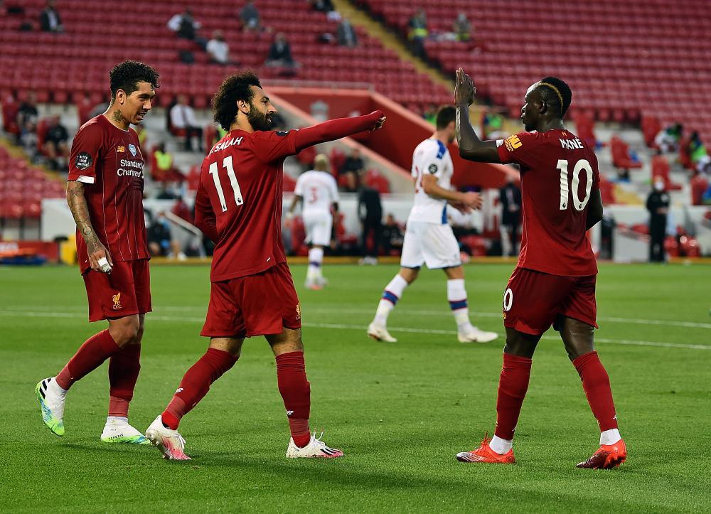 Foto: Reprodução/Twitter/Liverpool FC