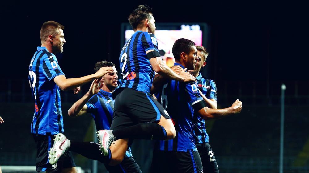 Foto: Reprodução/Twitter/Atalanta B.C.