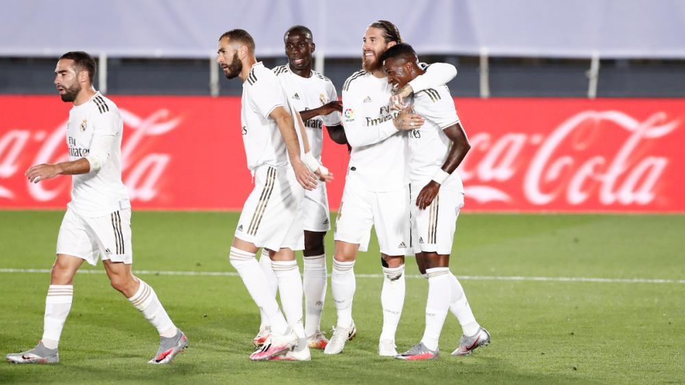 Foto: Reprodução/Twitter/Real Madrid C.F.