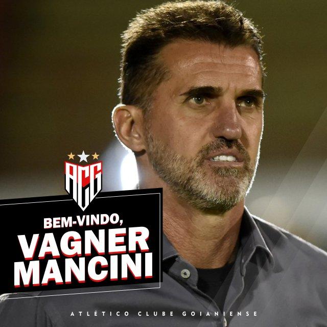 Foto: Reprodução/Twitter/Atlético Goianiense