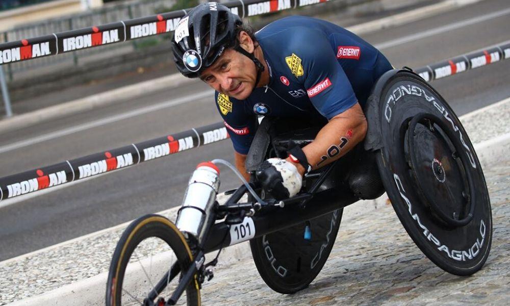 Alessandro Zanardi, bicampeão paralímpico (Facebook/alexzanardiofficial)